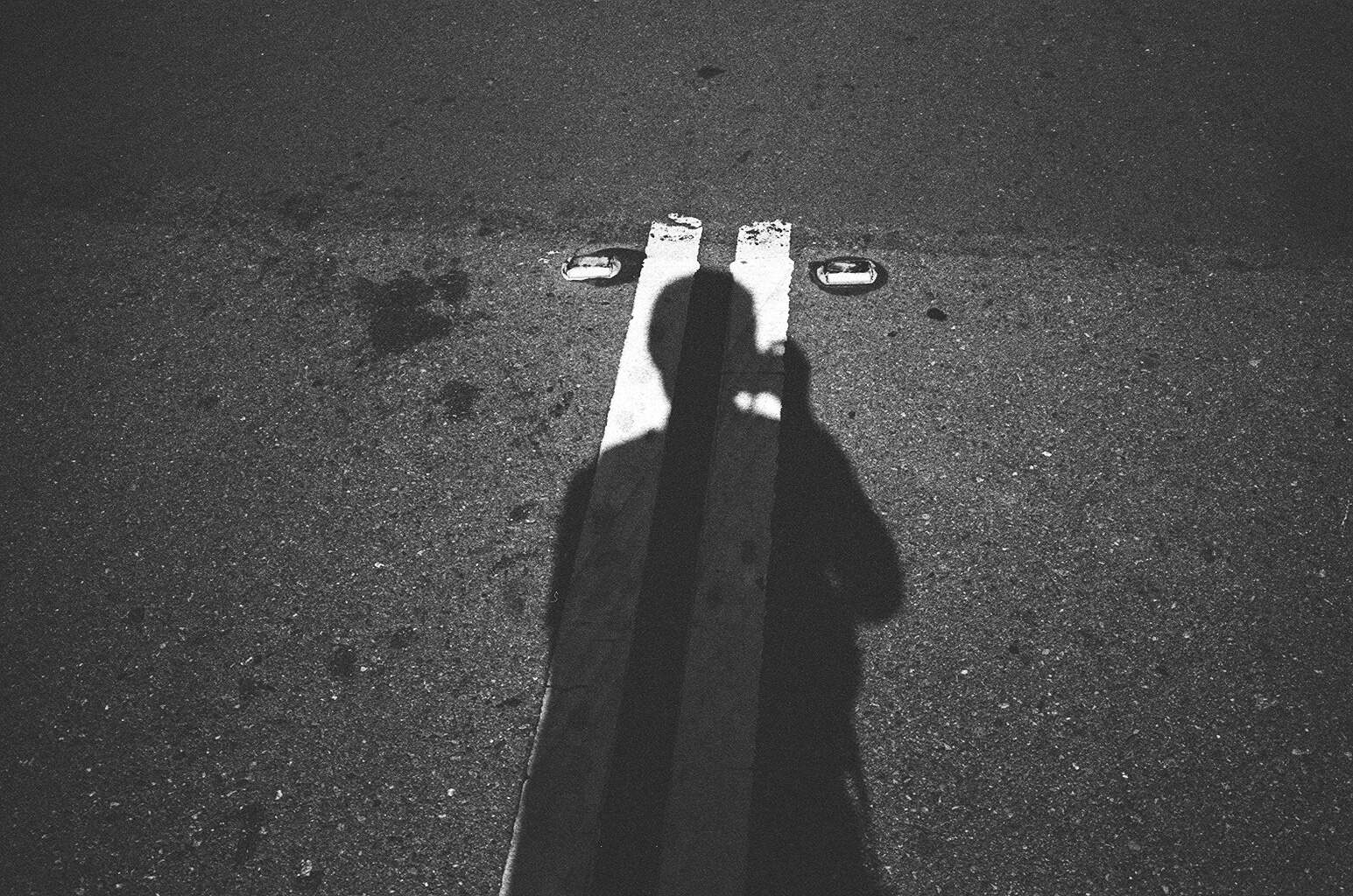 Selfie near my Berkeley apartment. Trix pushed to 1600.