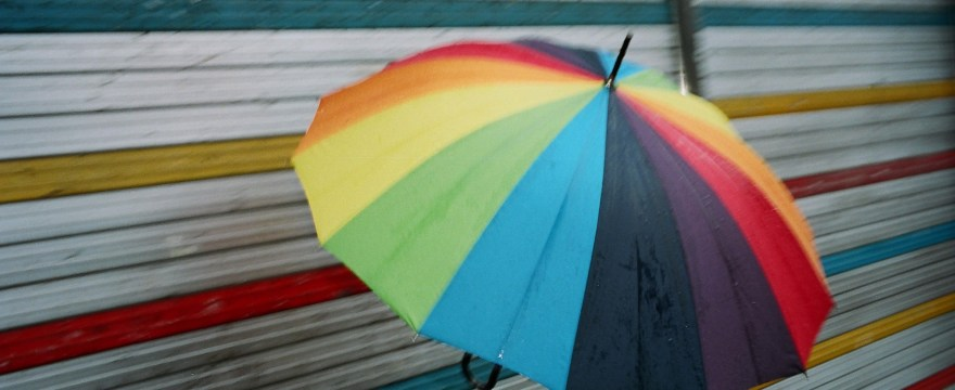 The Rainbow Color Photography Project