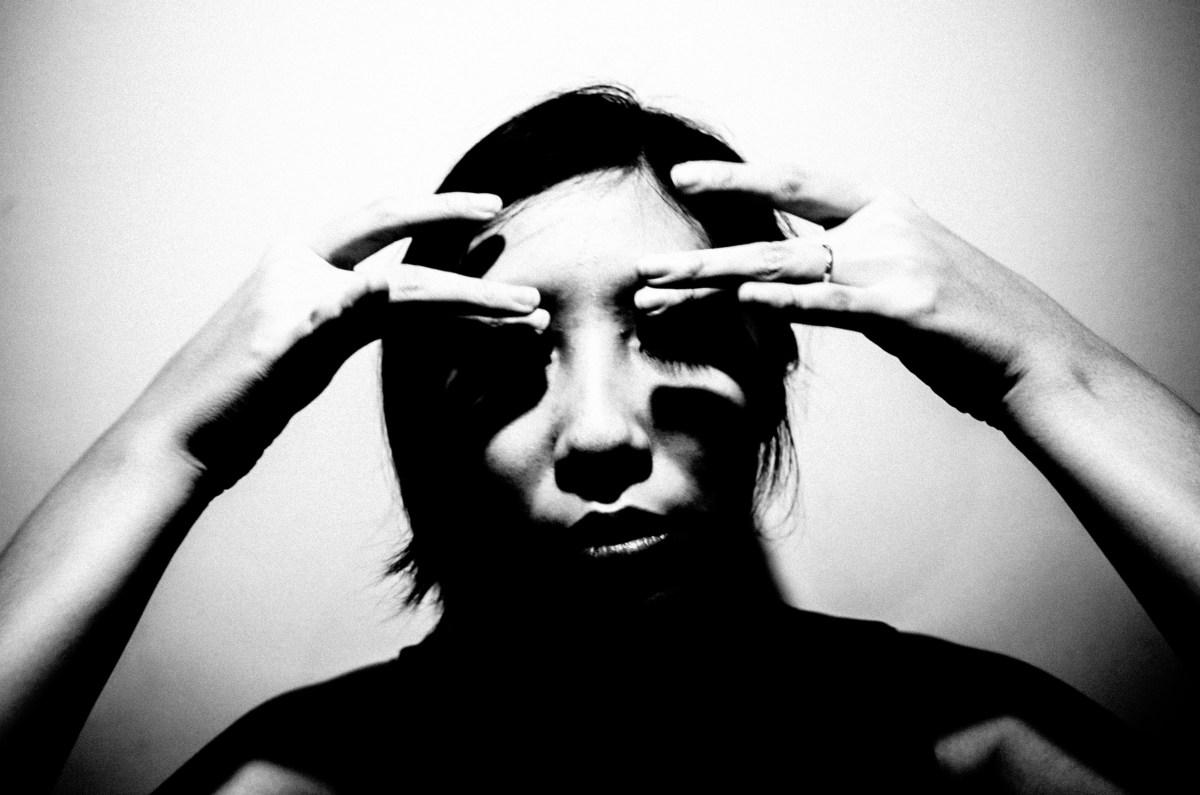 Cindy eye shadows. Saigon, 2017