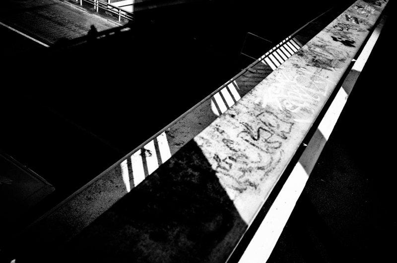 Tokyo diagonal composition, 2016