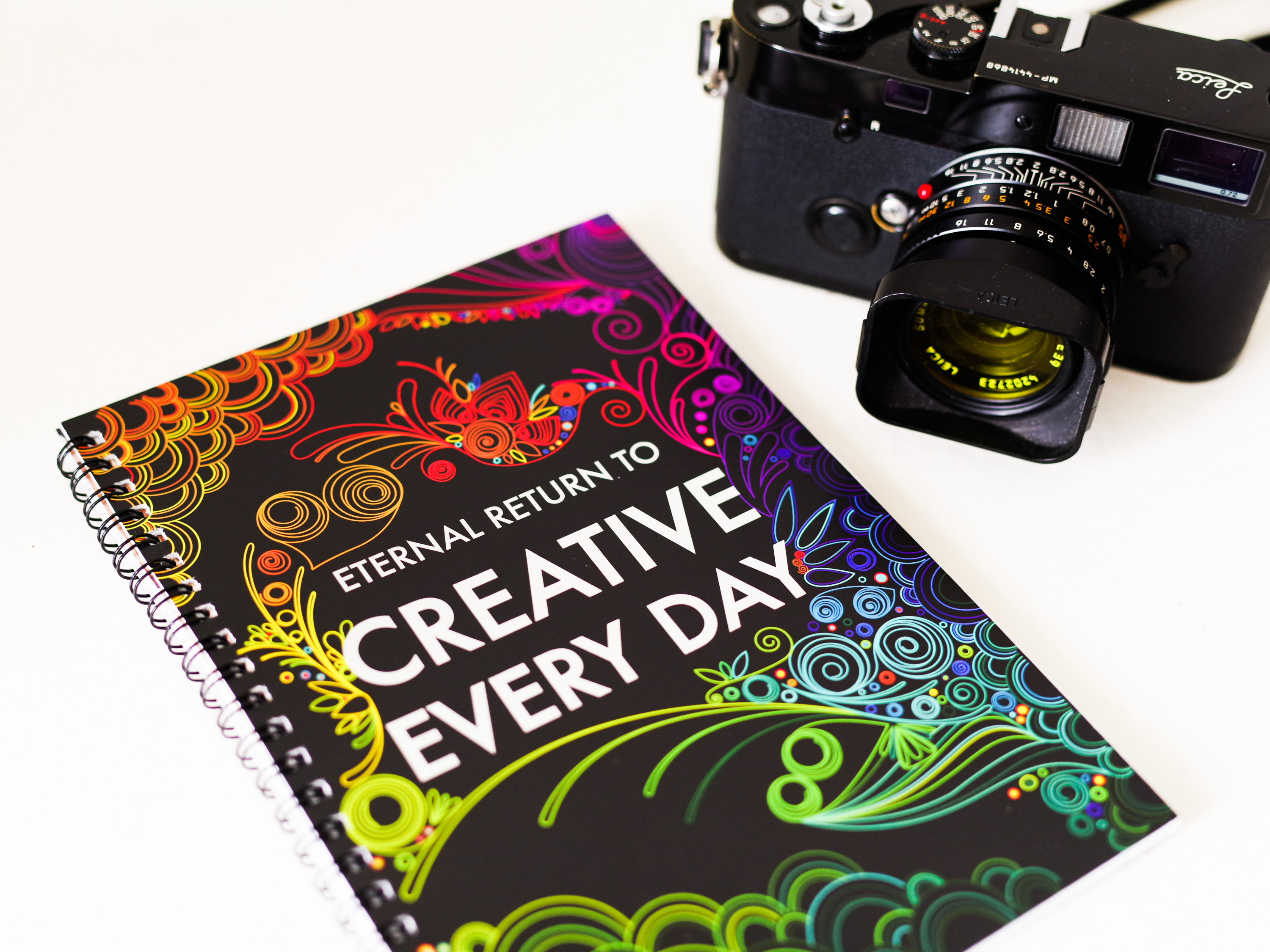 CREATIVE EVERY DAY: Paper Edition by HAPTICPRESS