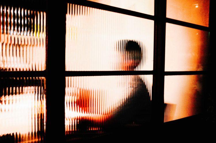 Silhouette. Kyoto, 2017