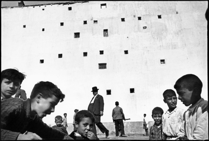 Henri Cartier-Bresson 1933 SPAIN. Madrid.