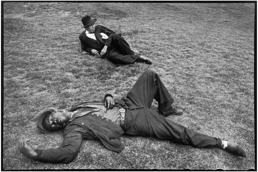 5 Henri Cartier-Bresson Photography Composition Lessons
