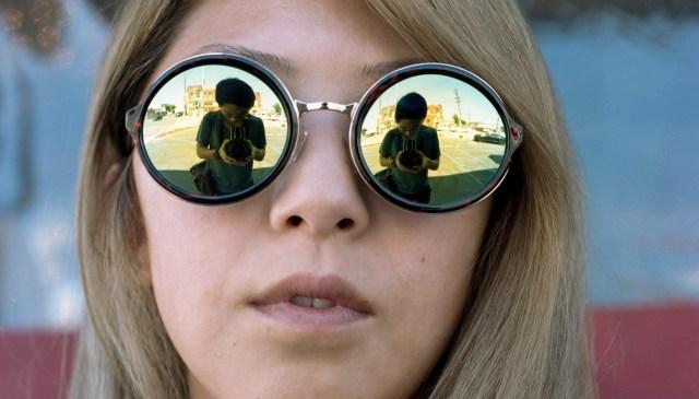 Portrait of my sister Annette Kim, Hasselblad x Portra 400