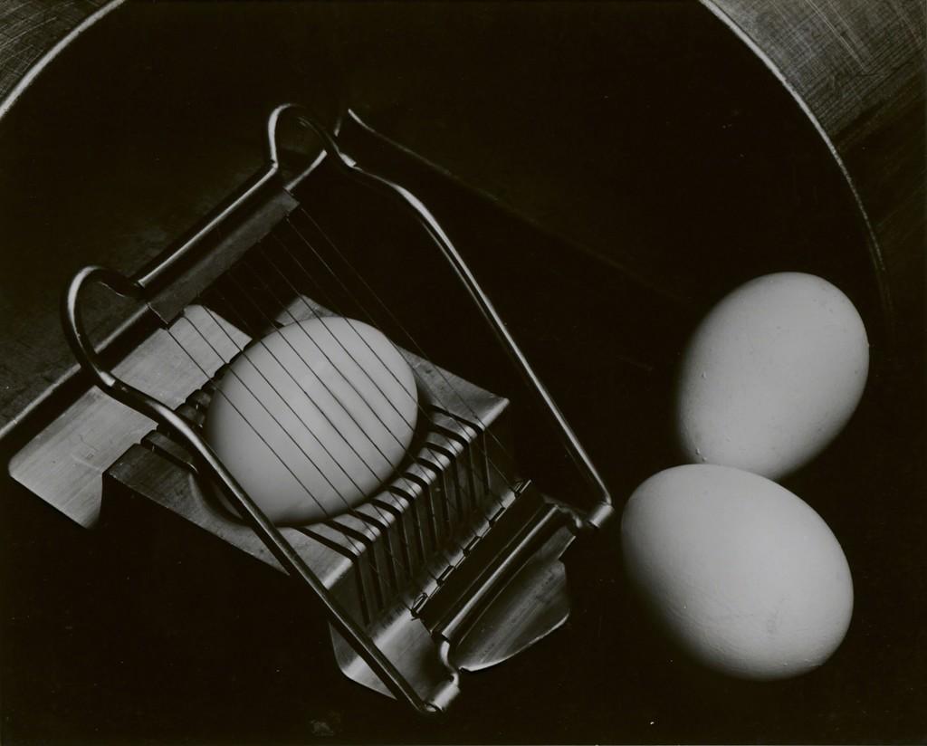 Egg by Edward Weston