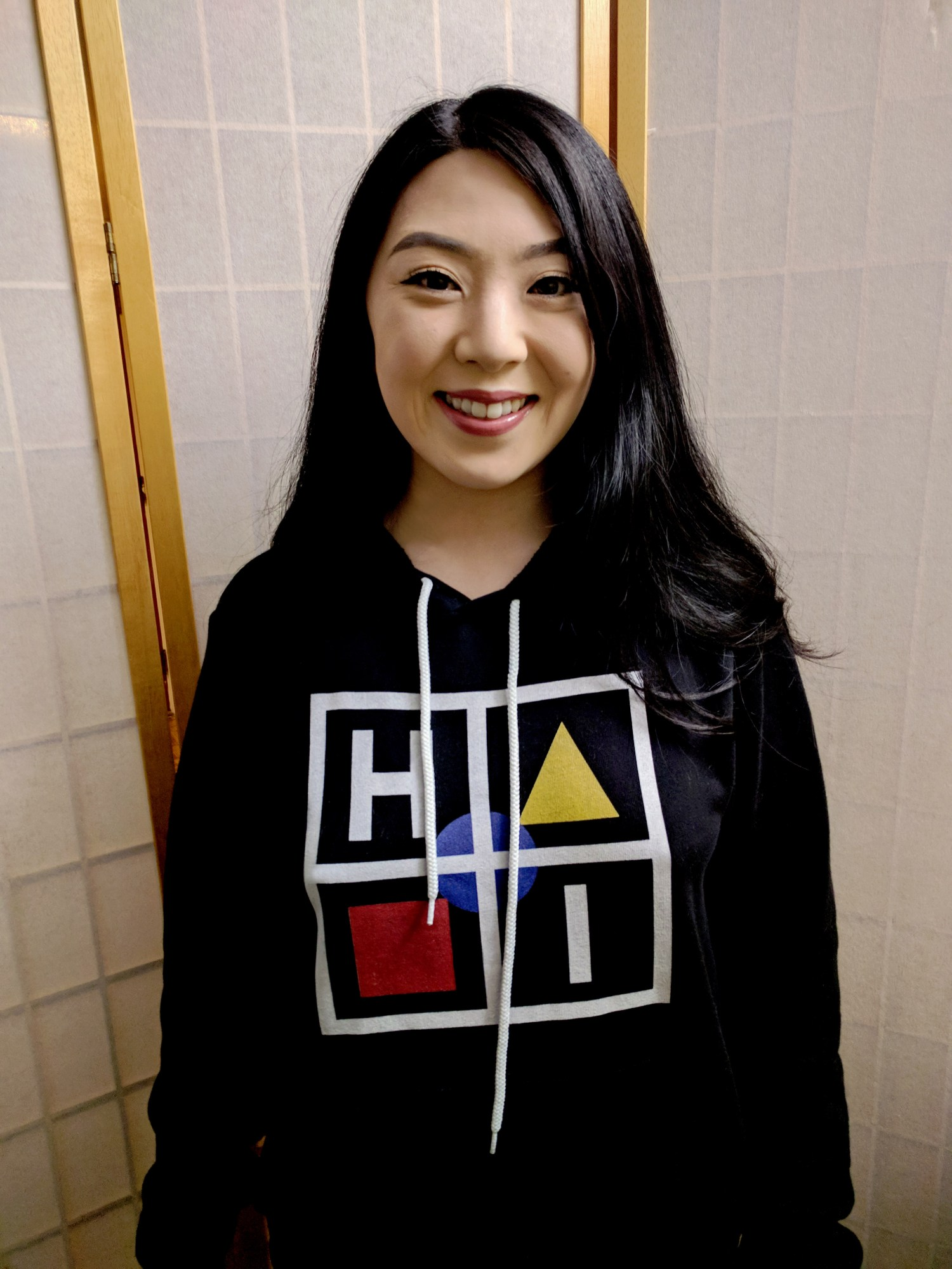 Annette Kim x HAPTIC HOODIE