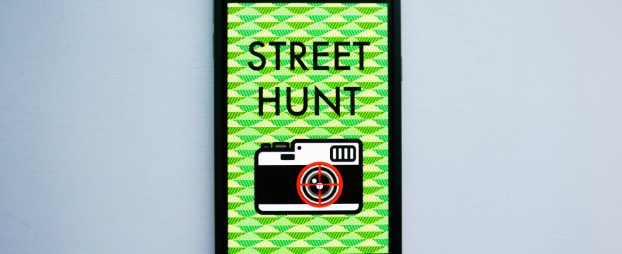 New eBook: STREET HUNT: Street Photography Field Assignments Manual