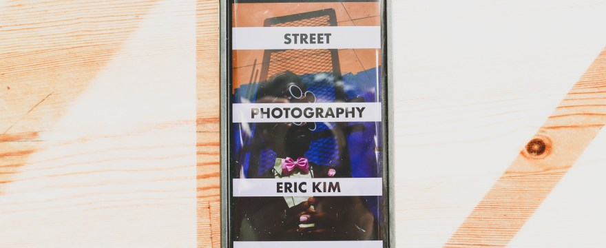 New eBook: Ultimate Beginner's Guide to Mastering Street Photography by ERIC KIM