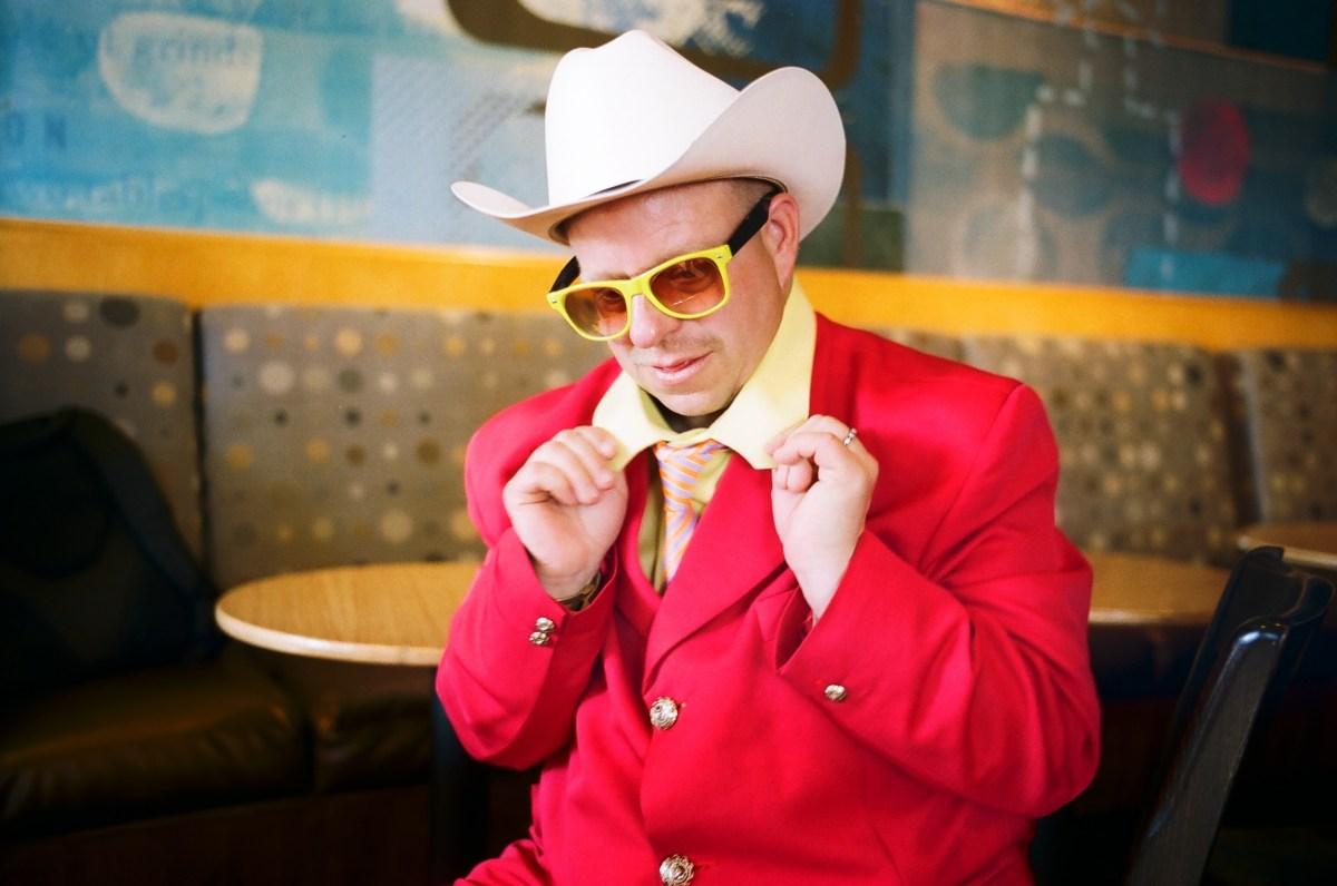 Red Cowboy, 2012. Los Angeles. Kodak Portra 400, 35mm // Leica M6, Leica 35mm f/2 Summicron