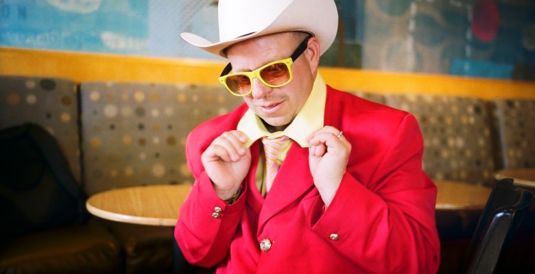 Red Cowboy, 2012. Los Angeles. Kodak Portra 400, 35mm // Leica M6, Leica 35mm f/2 Summicron