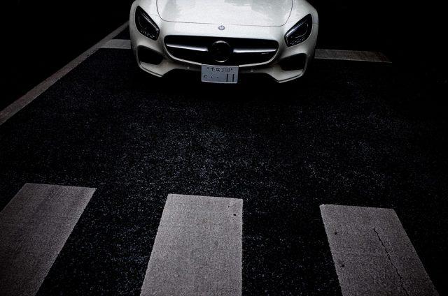Mercedes benz, Tokyo 2017
