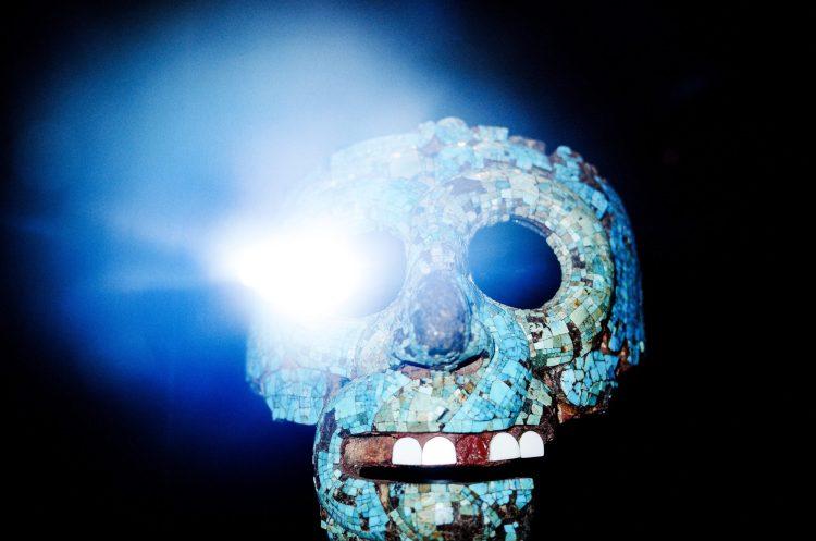 Flash skull