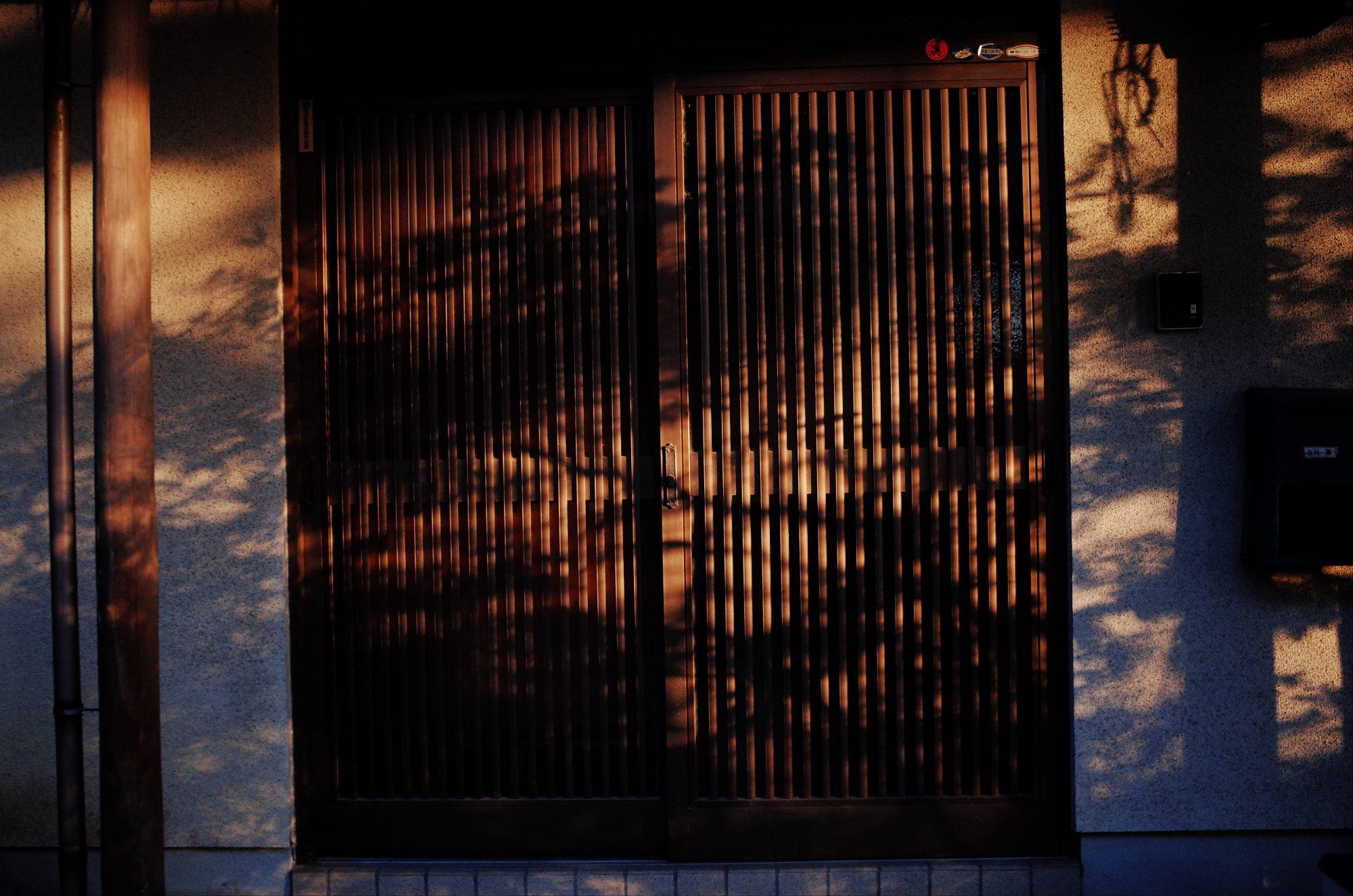 Shadows. Uji / Kyoto, 2018