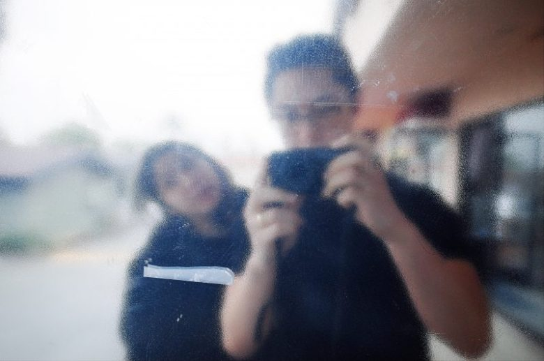 selfie eric kim cindy nguyen orange county