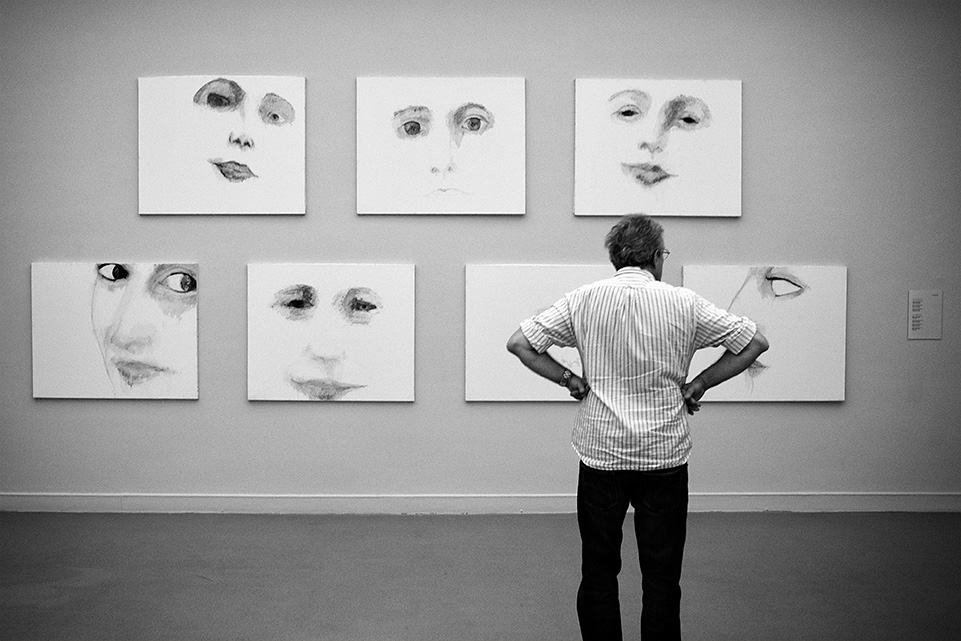 The faces. 2009