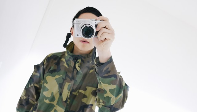 lumix lx100 selfie kyoto army camo