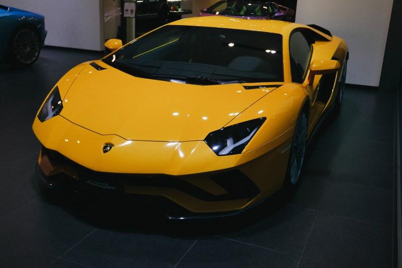 Lamborghini Osaka