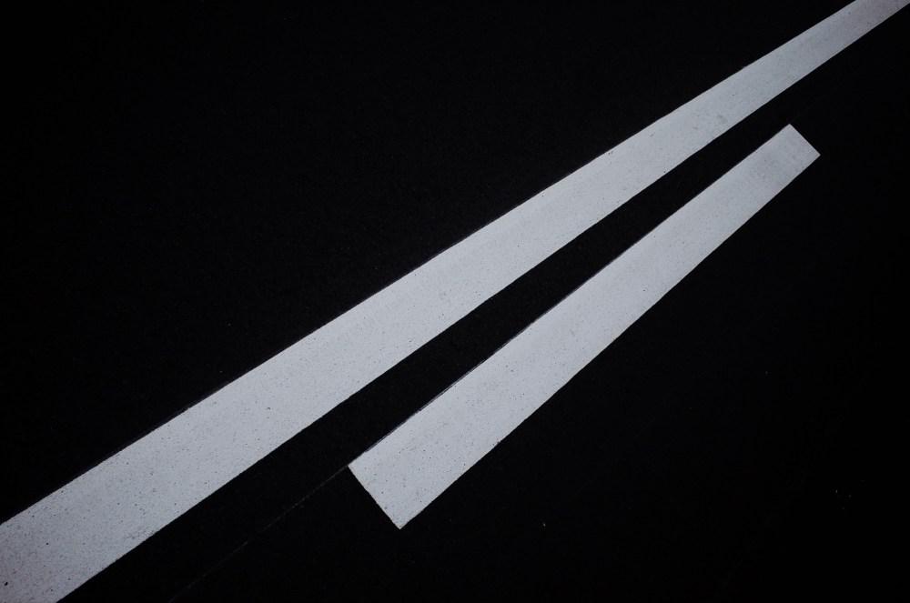 Diagonal lines, osaka