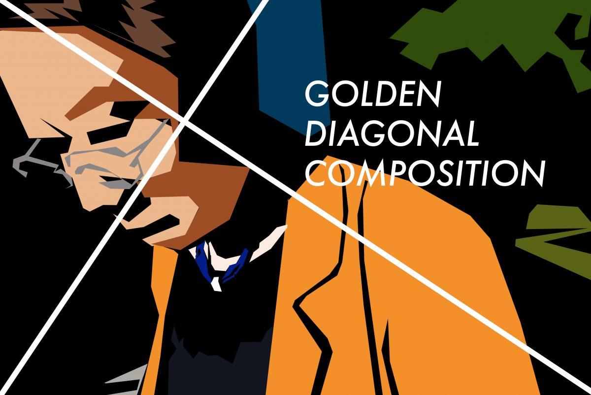 Diagonal Composition Concept Art
