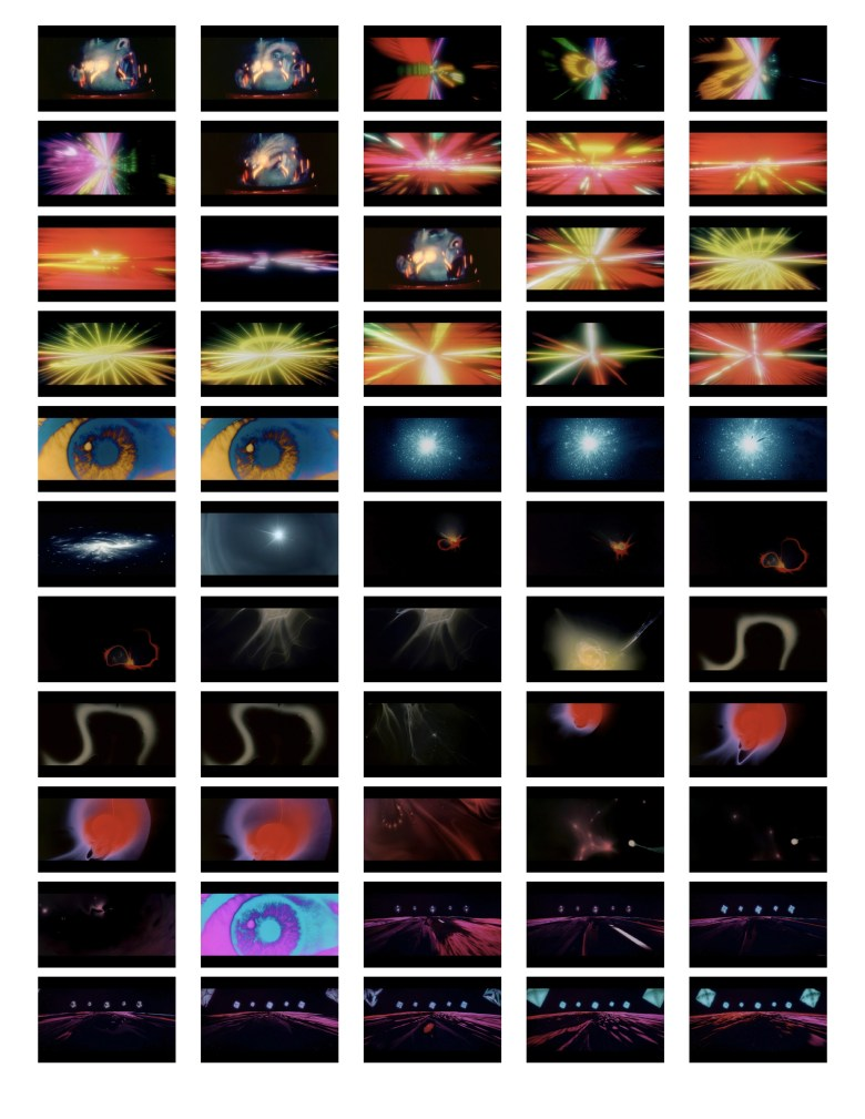 2001 Space Odyssey Cinematography - contact sheets-15