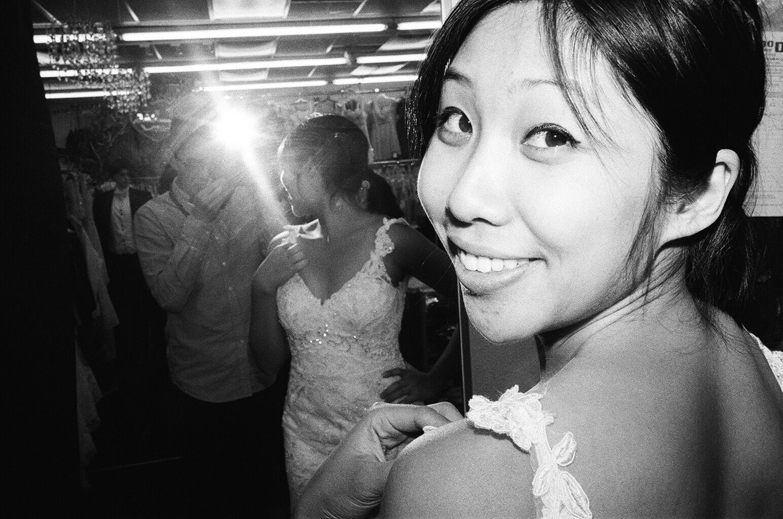 Cindy Project Monochrome - black and white - Eric Kim23