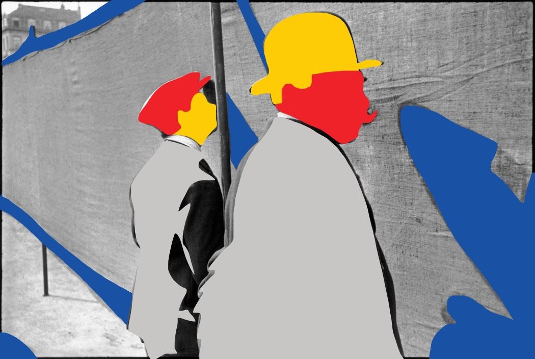 Henri Cartier-Bresson Compositions00012