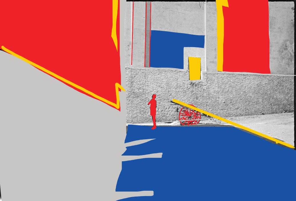 Henri Cartier-Bresson Compositions00031