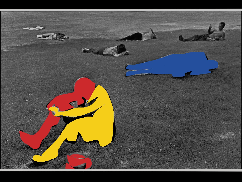 Henri Cartier-Bresson Compositions00098