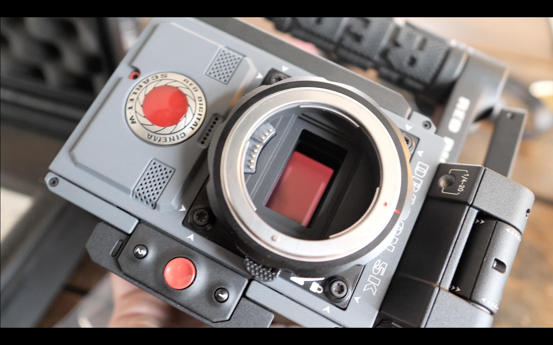 Red Cinema Camera dragon 5 k