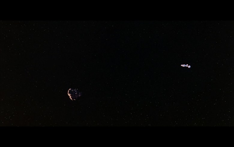 Space Parallax Space Odyssey-2