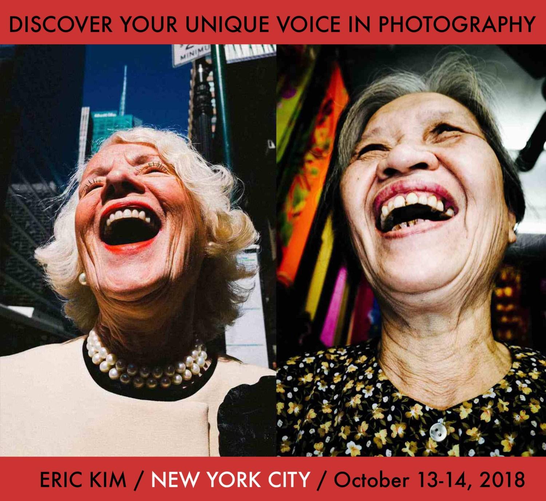 nyc 2018 discover unique voice