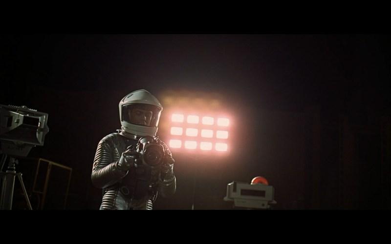 scene on the moon obelisk - space odyssey-23
