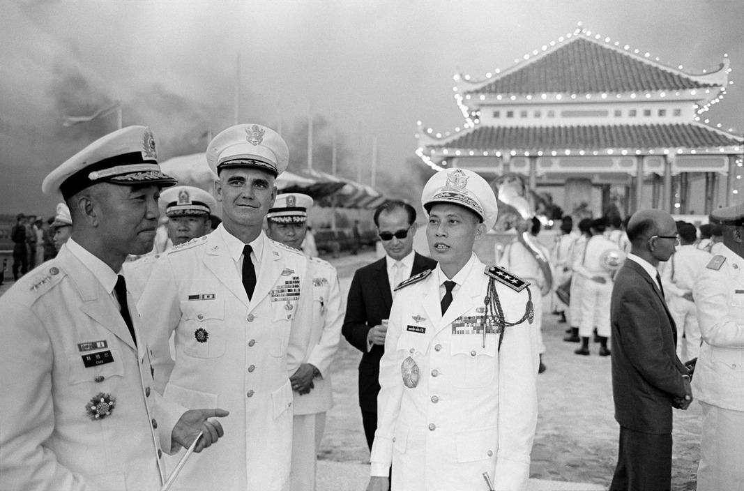 VIETNAM. General William Westmoreland. 1967