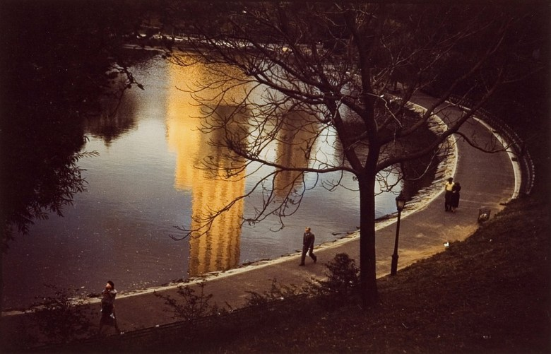 Ernst Haas Color Street Photography7