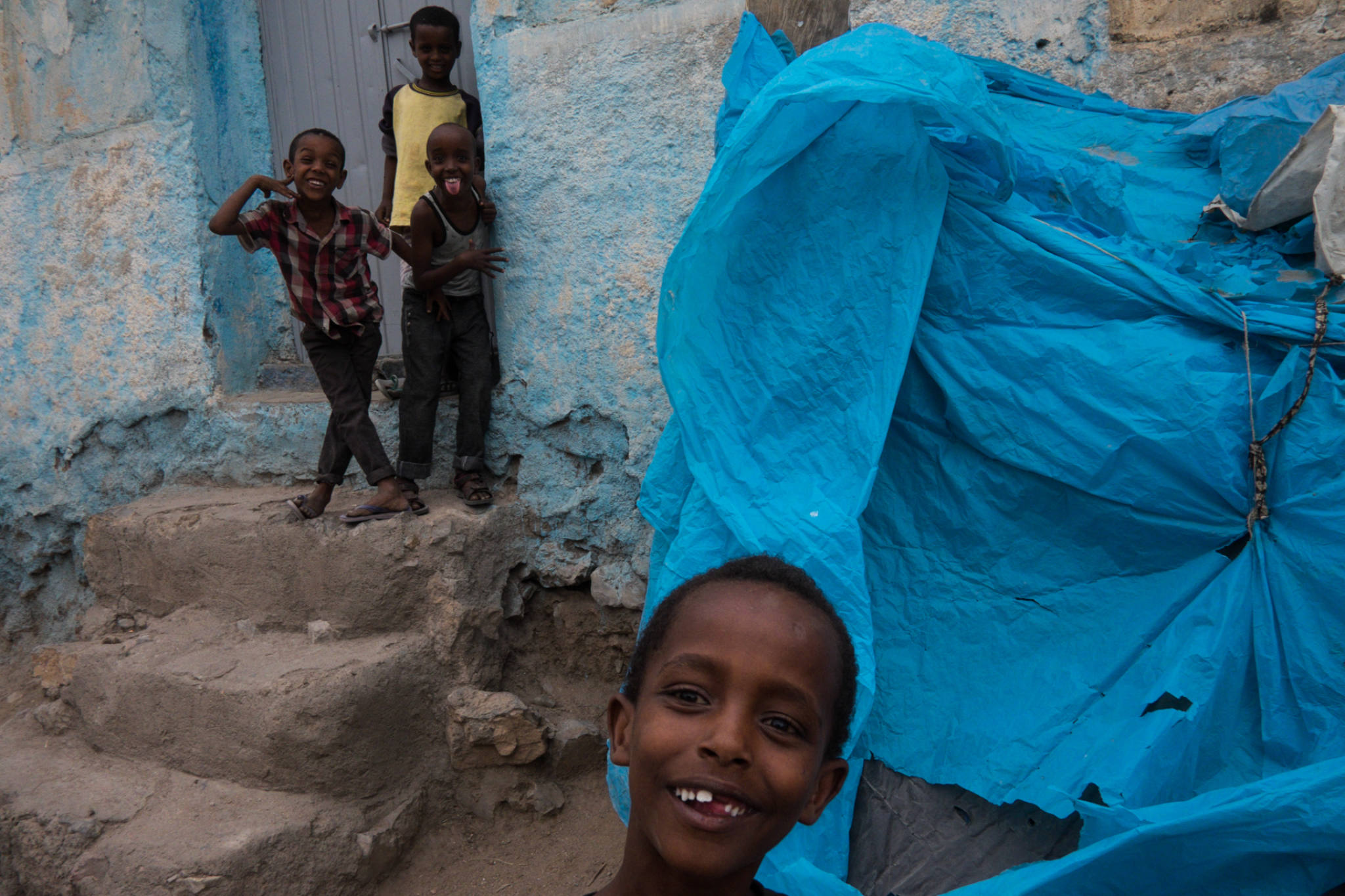 Ethiopia by Yves Vernin street photography color 21