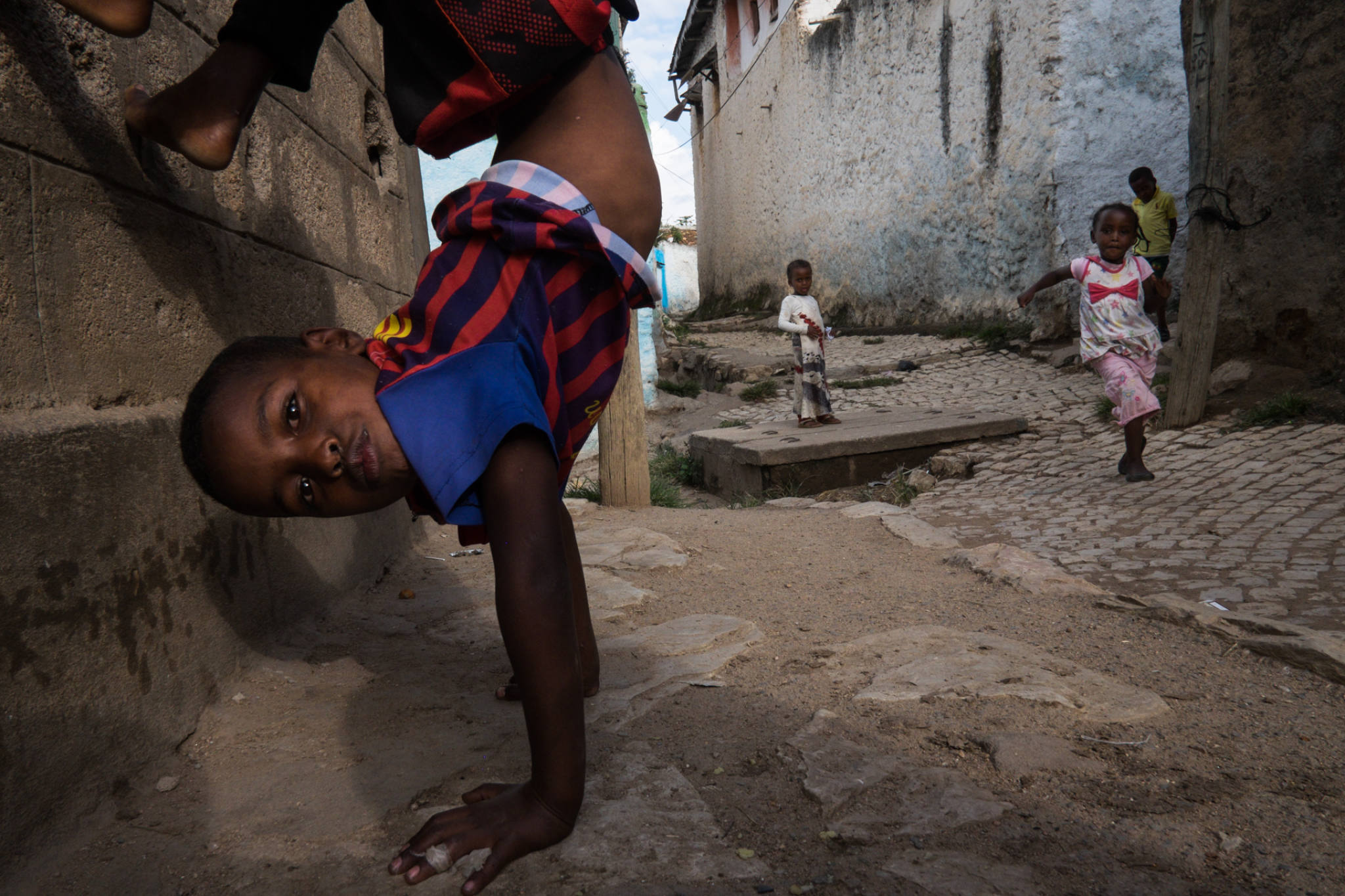 Ethiopia by Yves Vernin street photography color 29