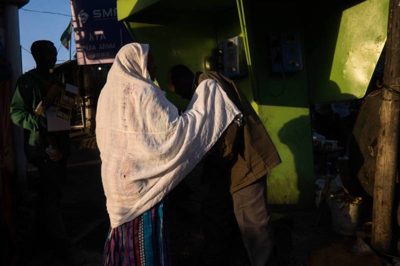Ethiopia by Yves Vernin street photography color 3