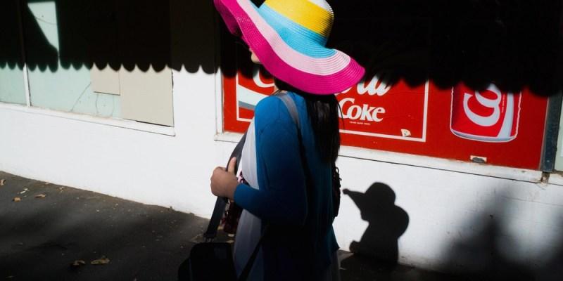 Greg Marsden: Juicy Color Street Photography