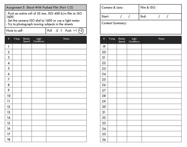 film notes printable mobile spread 5