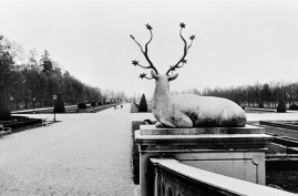 AUSTRIA. Salzburg. 1991. Klessheim castle.