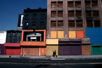 USA. New York City. 1997. Fourty-second Street.