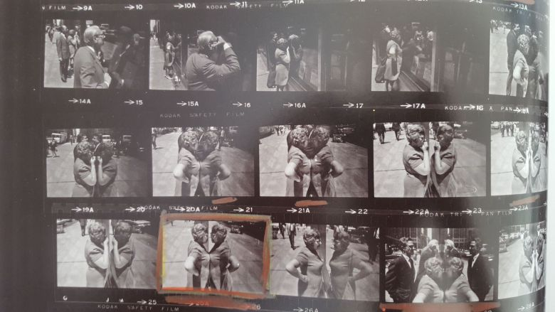 richard kalvar contact sheets5