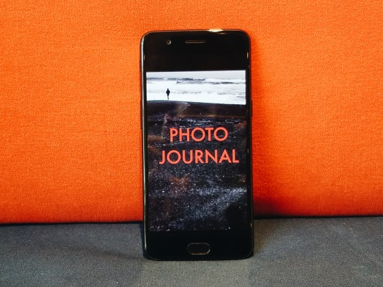 photo journal mobile edition