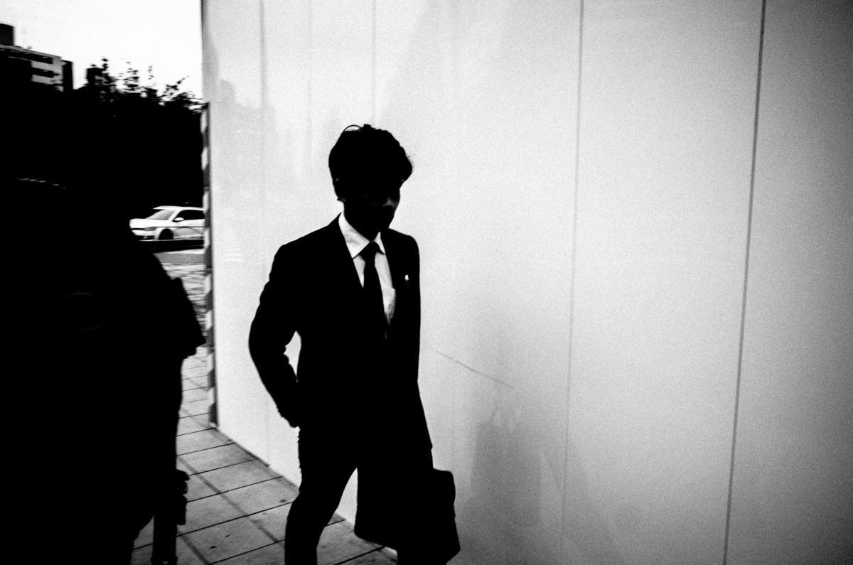 tokyo silhouette
