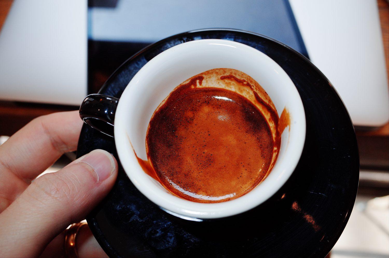 Single origin espresso Osaka