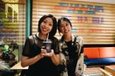 At marou chocolate in Saigon with Cindy and Jennifer. Saigon, 2018