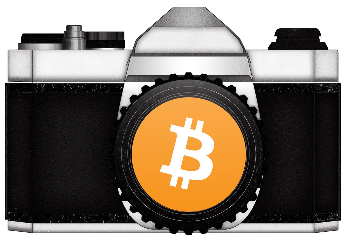 bitcoin camera money