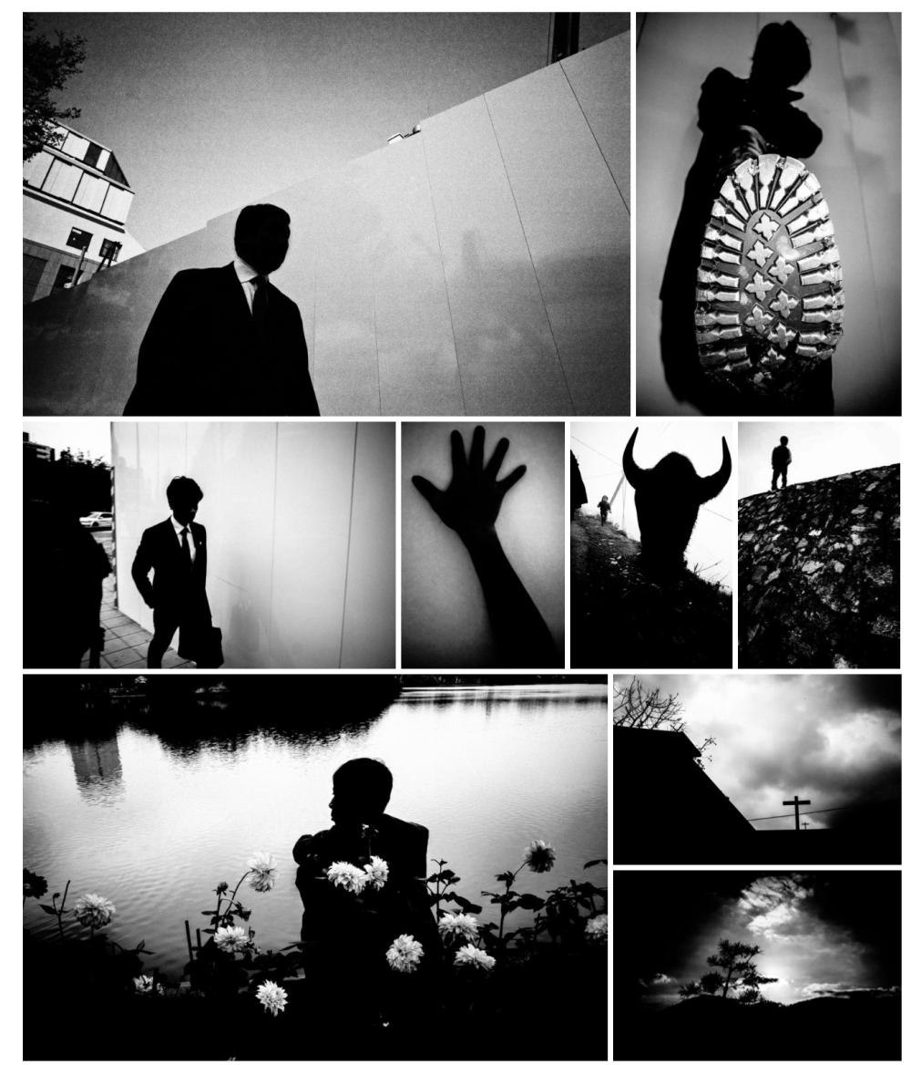 Eric Kim black and white portfolio