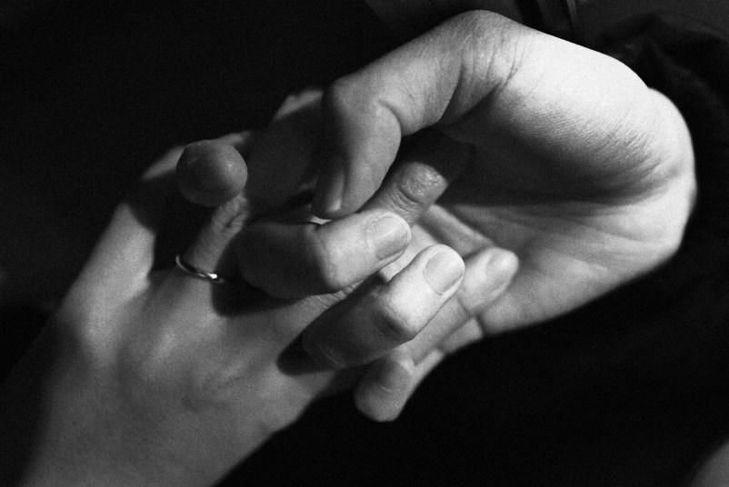 Cindy hands